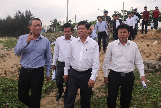 Bí thư Đà Nẵng chỉ đạo 'nóng' vụ dự án resort chặn lối xuống biển ảnh 1