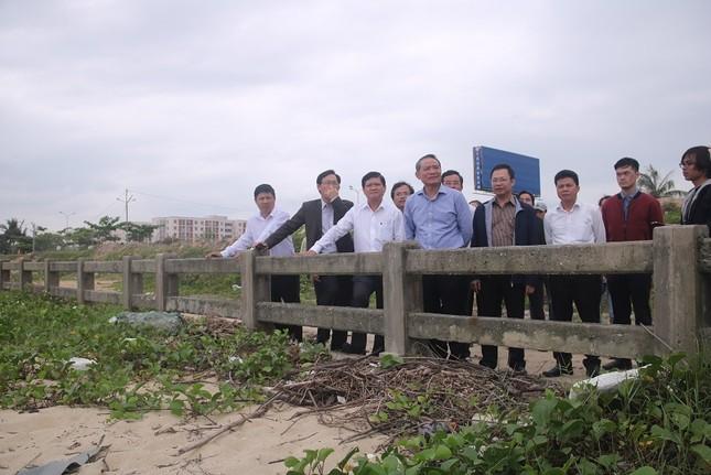 Bí thư Đà Nẵng chỉ đạo 'nóng' vụ dự án resort chặn lối xuống biển ảnh 2