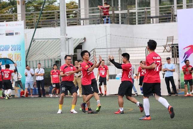 Khởi tranh giải bóng đá dành cho các nhà báo khu vực miền Trung ảnh 3