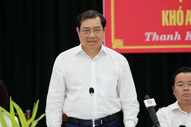 Chủ tịch Đà Nẵng cảnh báo việc giao dịch dự án liên quan Vũ 'nhôm' ảnh 1