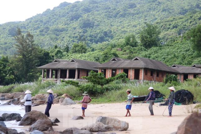 Cận cảnh những dự án 'băm nát' bán đảo Sơn Trà bị bỏ hoang ảnh 3