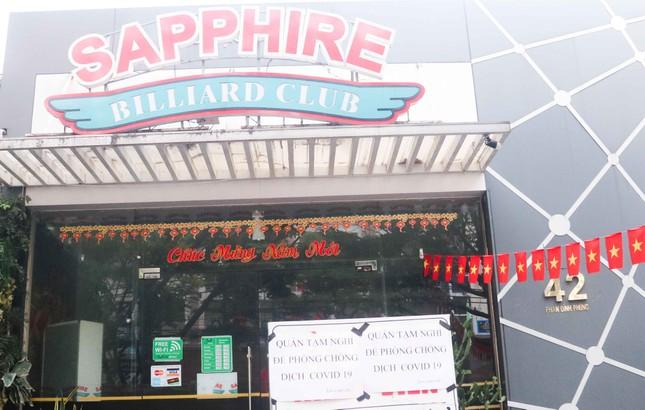Hàng loạt cửa hàng, quán xá ở Đà Nẵng đóng cửa thực hiện 'lệnh giới nghiêm' ảnh 8