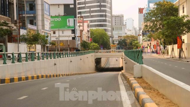 Cảnh 'vắng lặng như tờ' trong ngày Đà Nẵng tròn 45 năm giải phóng thành phố ảnh 5