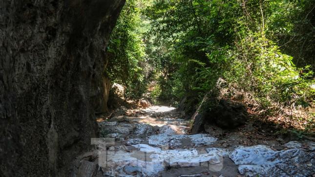 Ngắm danh thắng hoang sơ Ngũ Hành Sơn vắng khách dù miễn phí tham quan ảnh 9