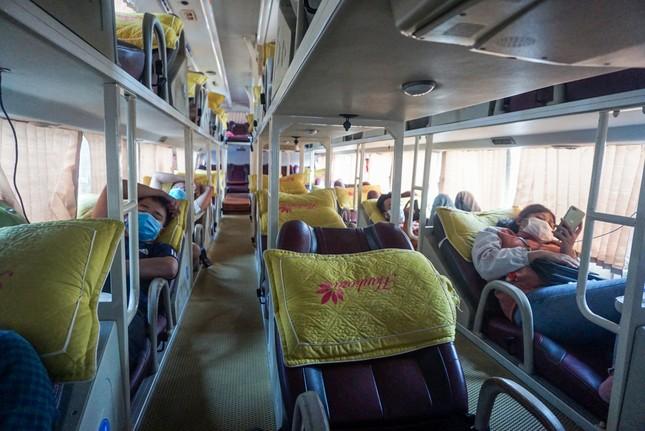 Sân bay, bến xe Đà Nẵng đã dần nhộn nhịp trở lại ảnh 10