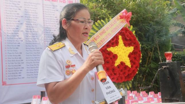 Tưởng niệm 64 liệt sĩ Gạc Ma: Những bài vị trên con tàu HQ-604 ảnh 8