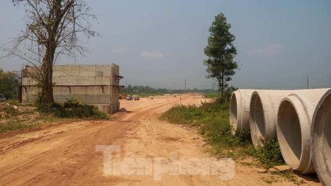 Cận cảnh đường vành đai 600 tỷ ở Đà Nẵng bị thanh tra vì chậm tiến độ ảnh 5