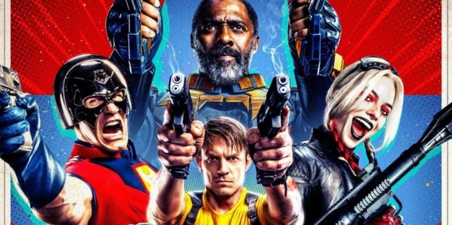 """""""The Suicide Squad"""" nhà DC chính thức trở lại cùng trailer dán nhãn đỏ cực máu lửa ảnh 2"""