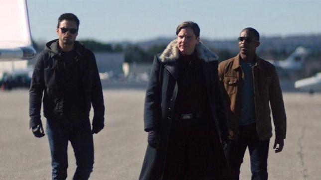 "Review ""The Falcon and the Winter Soldier"" tập 3: Người Wakanda bất ngờ xuất hiện! ảnh 1"