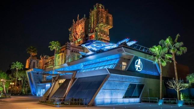 """Disney sắp khánh thành """"trụ sở Avengers"""" tại California, fan Marvel hãy sẵn sàng nhập vai! ảnh 5"""