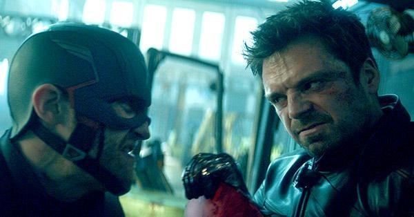 """""""The Falcon and the Winter Soldier"""" tập 5: """"Captain America"""" chính thức bị truất ngôi! ảnh 1"""