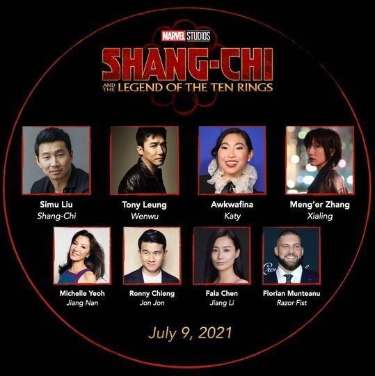 Hỡi các fan Marvel, hãy sẵn sàng chào đón siêu anh hùng gốc Á đầu tiên của MCU! ảnh 5
