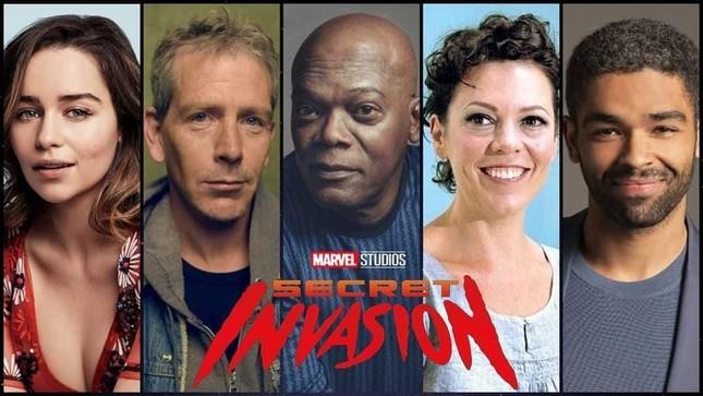 """""""Mẹ rồng"""" Emilia Clarke chính thức gia nhập Vũ trụ Điện ảnh Marvel, vào vai gì đây? ảnh 3"""
