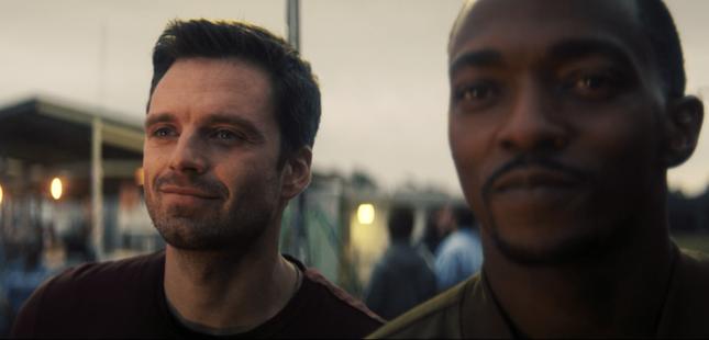 """""""The Falcon and the Winter Soldier"""" tập cuối: Captain America 2.0 chính thức ra đời! ảnh 3"""