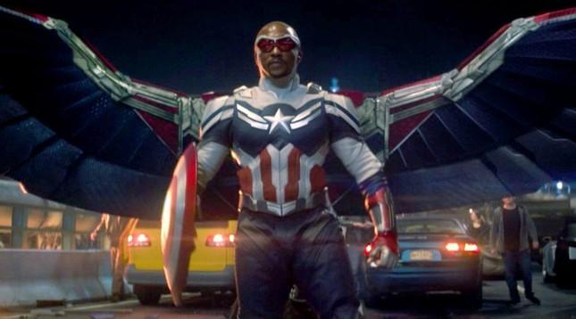 """""""The Falcon and the Winter Soldier"""" tập cuối: Captain America 2.0 chính thức ra đời! ảnh 1"""