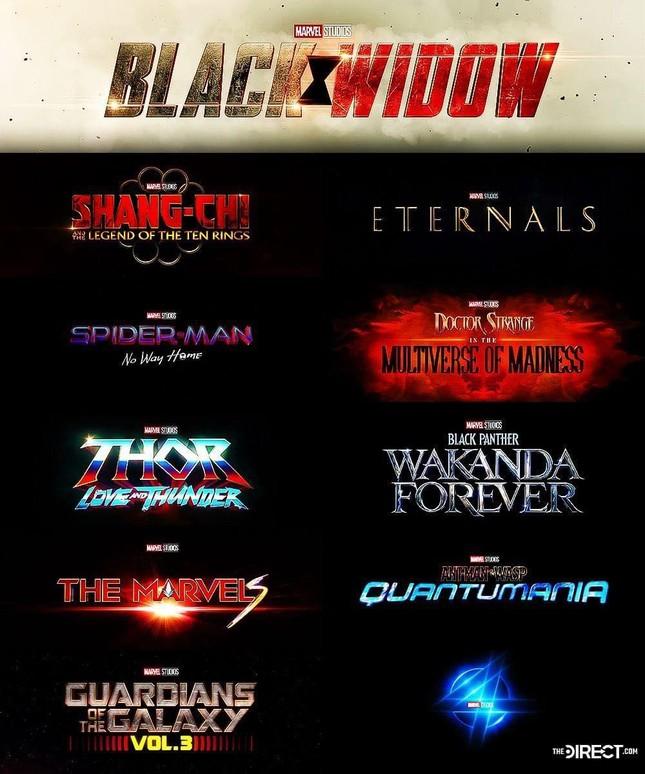 Vũ trụ điện ảnh Marvel giai đoạn 4: Angelina Jolie đẹp hút hồn, có nhiều Captain Marvel? ảnh 3