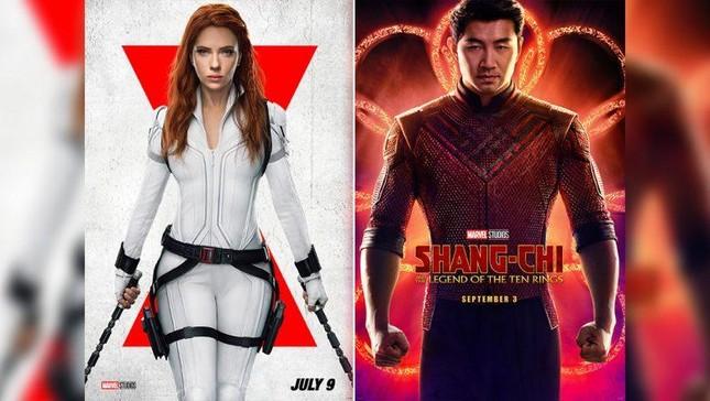 Vũ trụ điện ảnh Marvel giai đoạn 4: Angelina Jolie đẹp hút hồn, có nhiều Captain Marvel? ảnh 4