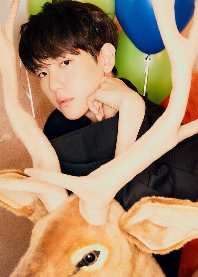 """Baekhyun """"bùng nổ"""" với gần 1 triệu bản đặt trước cho mini album solo thứ 3 """"Bambi"""" ảnh 4"""