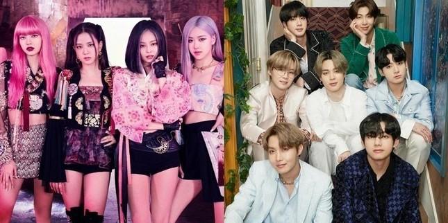 Billboard Music Awards 2021: Cuộc đối đầu đầy kịch tính của SEVENTEEN - BTS - BLACKPINK  ảnh 2