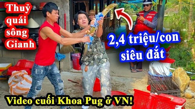 """""""Video cuối cùng"""" là từ khóa để một số hot YouTuber Việt thu hút người xem? ảnh 1"""