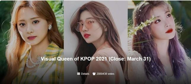 """Nữ hoàng sắc đẹp K-Pop 2021: BLACKPINK không đối thủ, Jisoo xứng danh """"idol Hoa hậu"""" ảnh 1"""