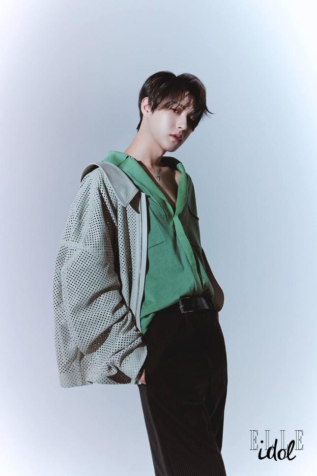 Huang Renjun, chàng trai thuần khiết dành cả tuổi thanh xuân theo đuổi một giấc mơ  ảnh 6