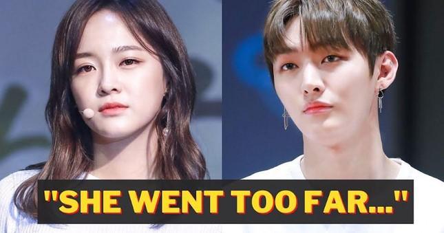 """Kim Sejeong bình luận vô tư cỡ nào với Yoon Jisung mà khiến netizen """"đọc muốn đỏ mặt""""? ảnh 4"""