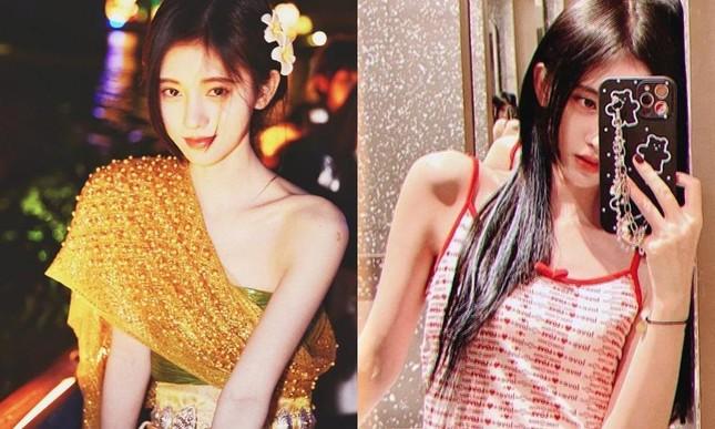 Ngày nào còn phải dùng miếng độn vai, nay Cúc Tịnh Y đã có bờ vai đẹp như Jennie BLACKPINK ảnh 4