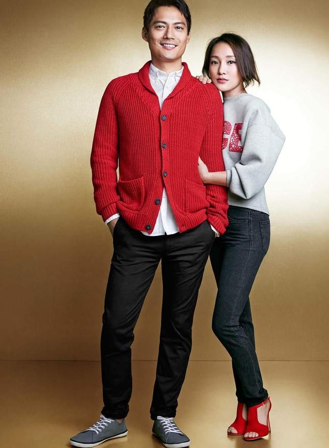 Điều kỳ lạ từ bộ ảnh quảng cáo duy nhất của cặp đôi Phùng Thiệu Phong - Triệu Lệ Dĩnh ảnh 5