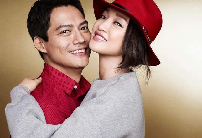Điều kỳ lạ từ bộ ảnh quảng cáo duy nhất của cặp đôi Phùng Thiệu Phong - Triệu Lệ Dĩnh ảnh 4