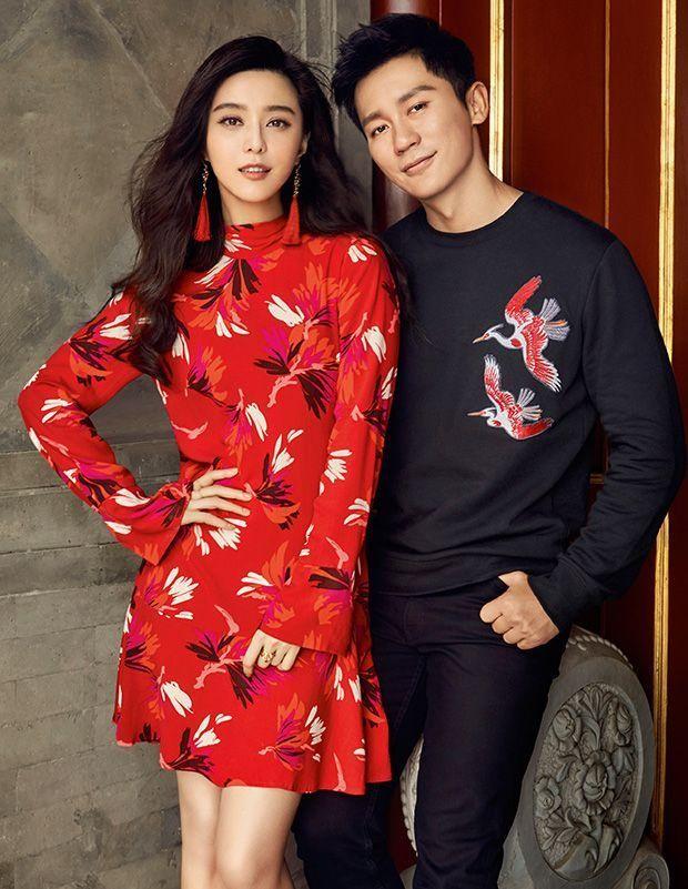 Điều kỳ lạ từ bộ ảnh quảng cáo duy nhất của cặp đôi Phùng Thiệu Phong - Triệu Lệ Dĩnh ảnh 6