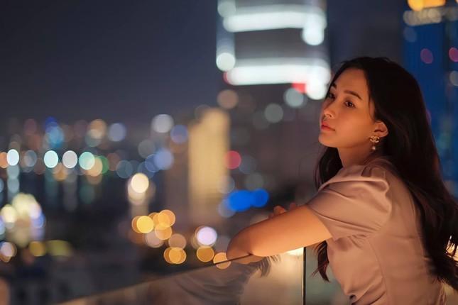 """Hoa hậu Đặng Thu Thảo khoe ảnh do ông xã đại gia chụp: Muốn tìm ảnh """"dìm hàng"""" cũng khó! ảnh 2"""