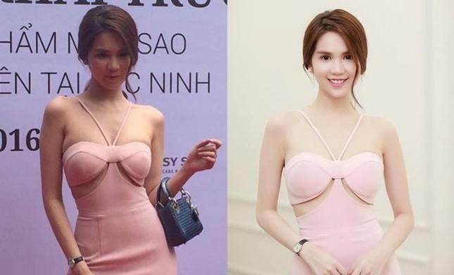 """Đâu chỉ sao C-Biz, nhiều sao Việt cũng gặp cảnh """"ảnh chưa photoshop thì nhận không ra"""" ảnh 4"""