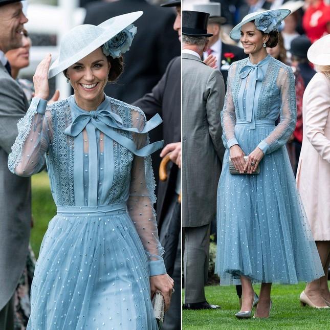 """Nhiều lần được khen tiết kiệm nhưng sao Công nương Kate lại """"mất điểm"""" vì mẫu váy cũ này? ảnh 4"""