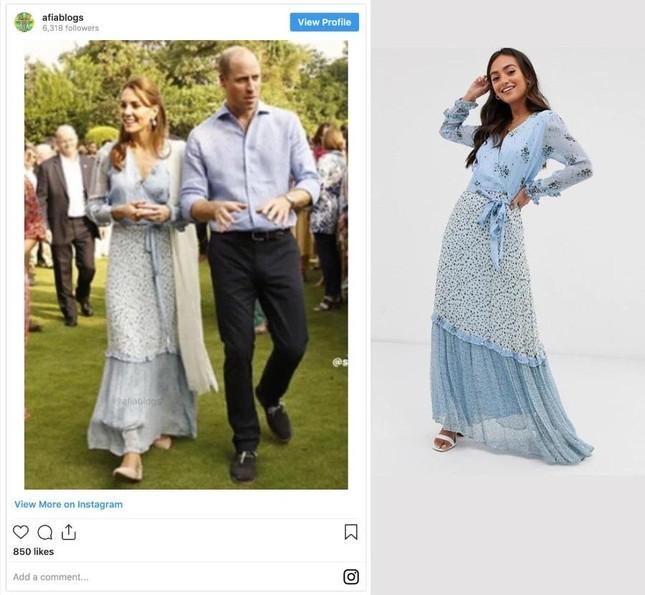 """Nhiều lần được khen tiết kiệm nhưng sao Công nương Kate lại """"mất điểm"""" vì mẫu váy cũ này? ảnh 3"""