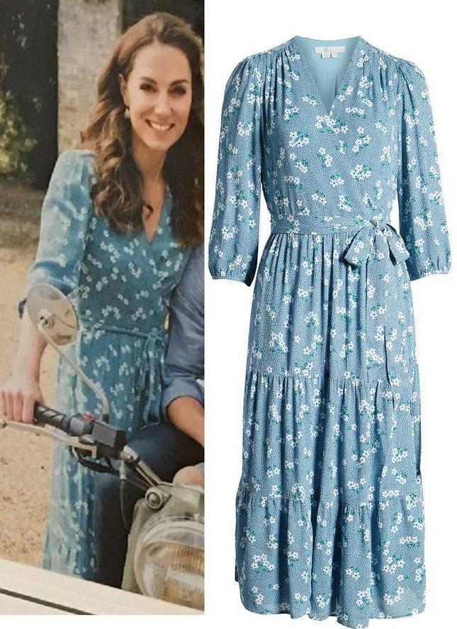"""Nhiều lần được khen tiết kiệm nhưng sao Công nương Kate lại """"mất điểm"""" vì mẫu váy cũ này? ảnh 5"""