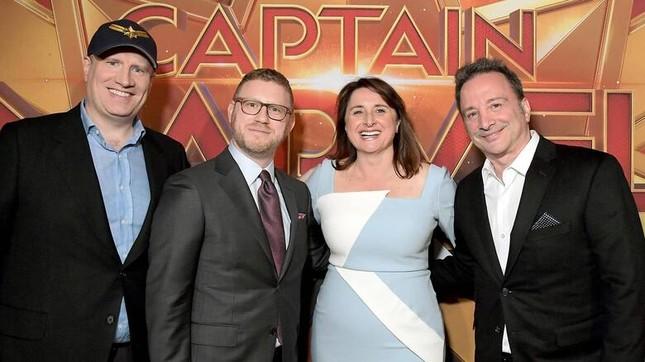 Marvel Studios xác nhận sẽ không đưa Chadwick Boseman và Robert Downey Jr. trở lại màn ảnh ảnh 1