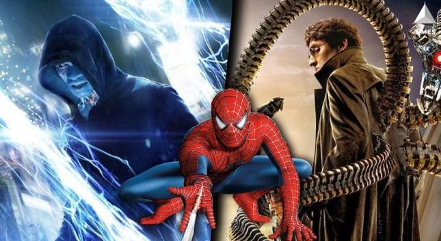"""Dàn cast """"Spider-Man 3"""" ngày càng đông đúc, diễn viên cũ lẫn mới loạn cào cào ảnh 3"""