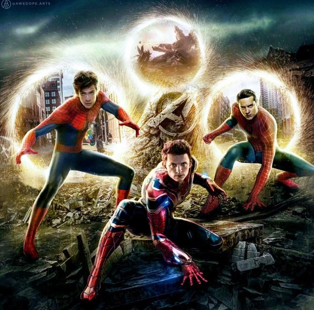 """Dàn cast """"Spider-Man 3"""" ngày càng đông đúc, diễn viên cũ lẫn mới loạn cào cào ảnh 1"""