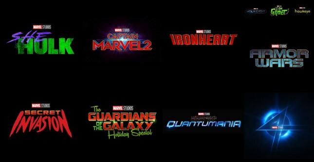 """Disney chơi lớn """"xả hàng"""" cuối năm khiến fan của Marvel ngộp thở với hàng loạt trailer ảnh 1"""