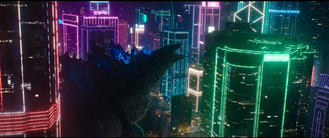 Godzilla và King Kong đối đầu khốc liệt trong trailer mới: Quái vật nào mạnh hơn? ảnh 2