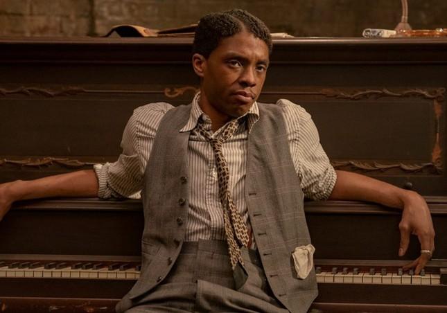 """""""Báo đen"""" Chadwick Boseman nhận đề cử Quả Cầu Vàng cho vai diễn cuối cùng trong sự nghiệp ảnh 1"""