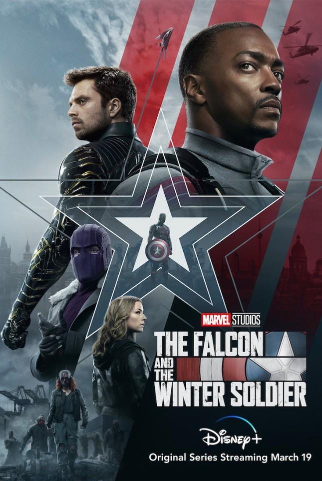"""Marvel tung trailer """"The Falcon & the Winter Soldier"""": Bạn sẽ được gặp lại cô gái tài năng này! ảnh 4"""