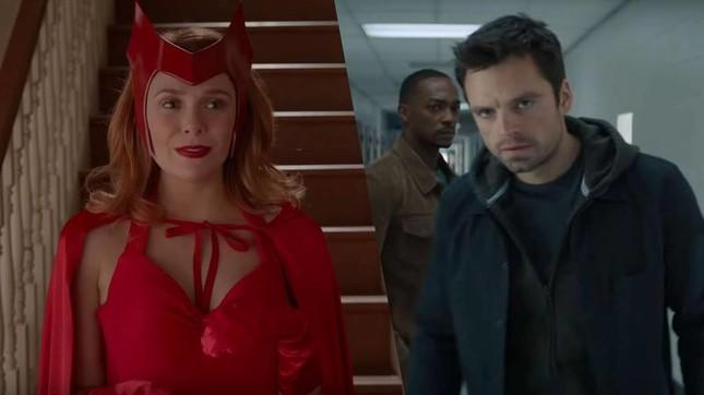 """Marvel tung trailer """"The Falcon & the Winter Soldier"""": Bạn sẽ được gặp lại cô gái tài năng này! ảnh 1"""