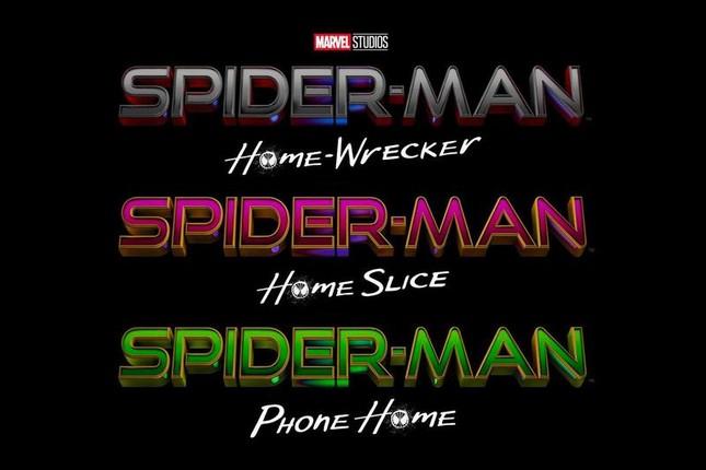 """Dàn sao """"Spider-Man 3"""" đồng loạt công bố tên phim nhưng khán giả vẫn quyết định gọi bằng tên khác ảnh 2"""