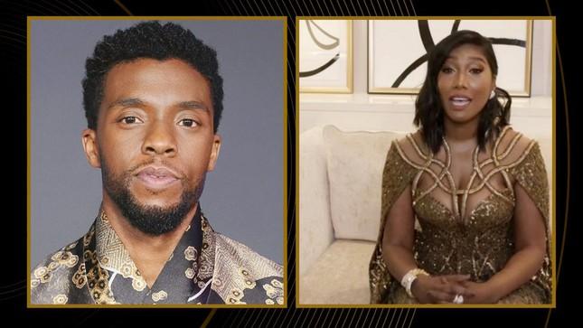 """Quả Cầu Vàng 2021: """"Black Panther"""" Chadwick Boseman lập kỳ tích, """"Nomadland"""" thắng lớn ảnh 1"""