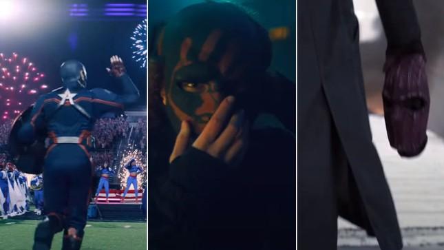 """The Falcon and the Winter Soldier"" tung trailer, chiếc khiên vibranium chiếm ""spotlight"" ảnh 2"