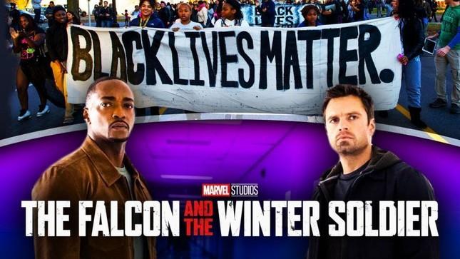 """The Falcon and the Winter Soldier"" tung trailer, chiếc khiên vibranium chiếm ""spotlight"" ảnh 3"