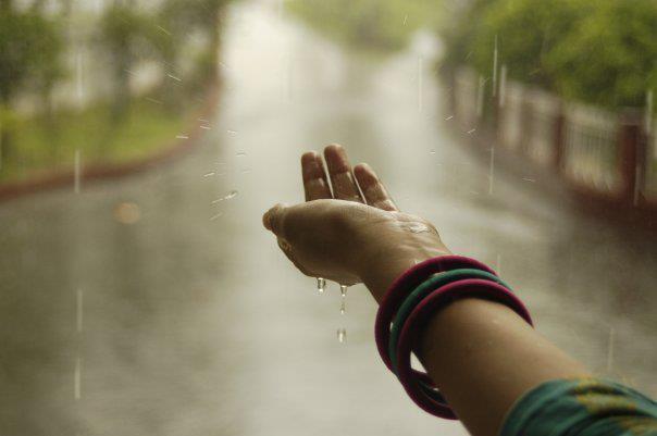 Cuộc sống không phải là chờ đợi những cơn bão để vượt qua ảnh 2