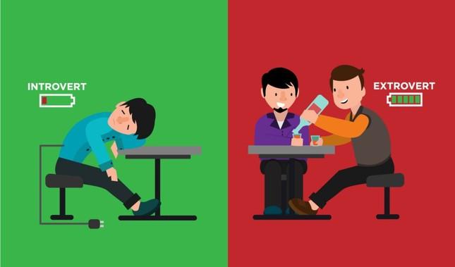 Sống nội tâm có nghĩa là nhút nhát hay e thẹn, giao tiếp kém và luôn là người im lặng? ảnh 1